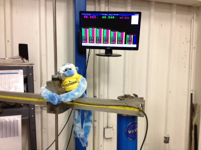 This guy LOVES PropScan at Treasure Coast Propellers!