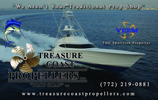 Treasure Coast Propellers - Stuart Florida